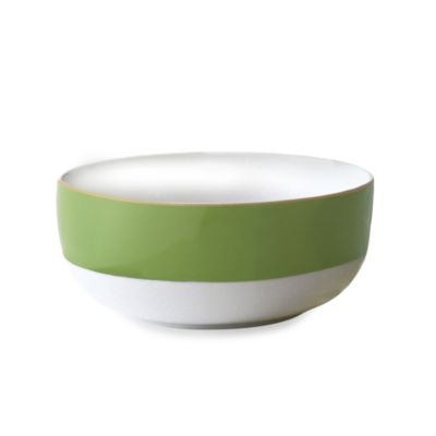 Emerald Porcelain Bowl