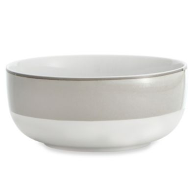 Oneida White Serving Bowl