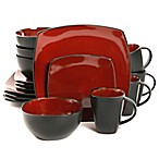 Gibson Amalfi 16-Piece Dinnerware Set
