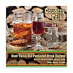Libbey® Country Folk Book