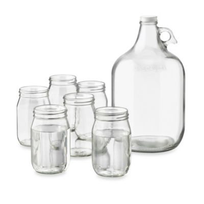 Libbey® Country Folk Moonshine 8-Piece Set