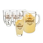 Libbey® Country Folk 7-Piece Lemonade Set