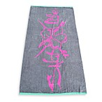 Salt Life® Hibiscus Board Towel