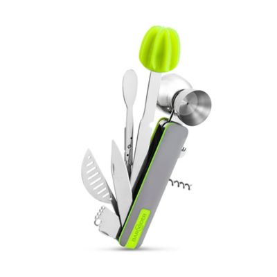 Quench™ Bar10der The Ultimate Cocktail Tool in Green