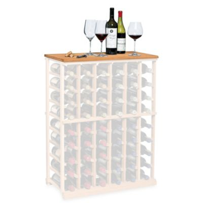 N'FINITY Wine Rack Tabletop in Natural