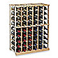 N'FINITY 60-Bottle Wine Rack Kit