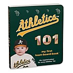 Oakland Athletics 101 in My First Team Board Books™