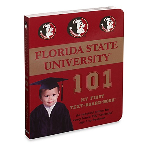 Florida State University 101 in My First Team Board Books™