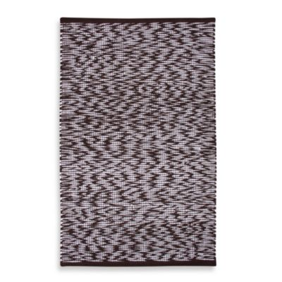 Jovi Home 20-Inch x 33-Inch Manor Rug in Chocolate
