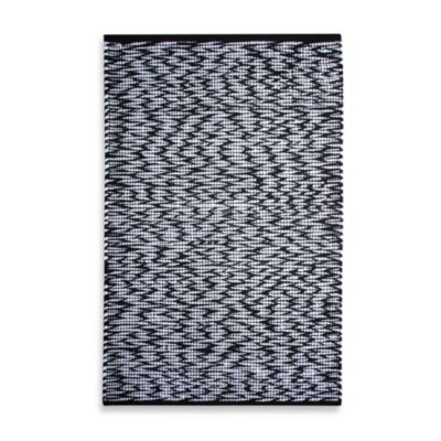 Jovi Home 20-Inch x 33-Inch Manor Rug in Black