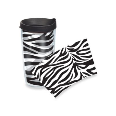 Tervis 16-Ounce Black Wrap Tumbler