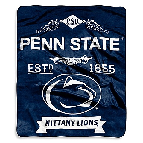 Penn State Raschel Throw