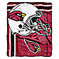 NFL Arizona Cardinals Raschel Throw