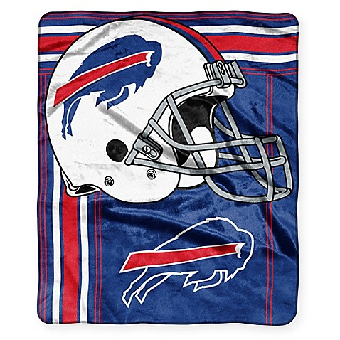 NFL Buffalo Bills Raschel Throw