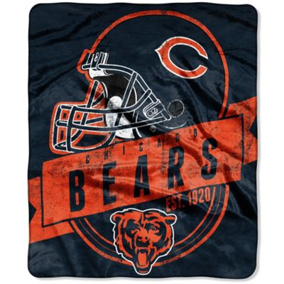 NFL Chicago Bears Raschel Throw