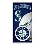 MLB Seattle Mariners 30-Inch x 60-Inch Beach Towel