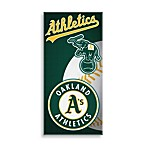 MLB Oakland Athletics 30-Inch x 60-Inch Beach Towel