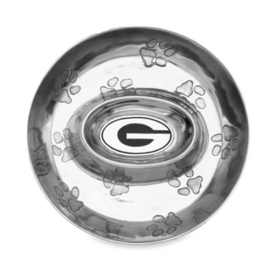 Arthur Court Designs University of Georgia Chip and Dip Tray