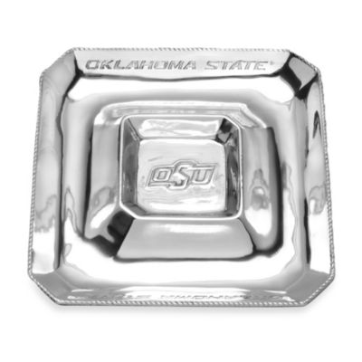 Arthur Court Designs Oklahoma State University Chip and Dip Tray