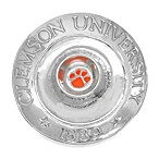 Aurthur Court Designs Clemson University Chip and Dip Tray
