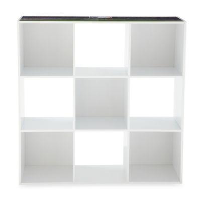 MLB 9-Cube Storage Organizer
