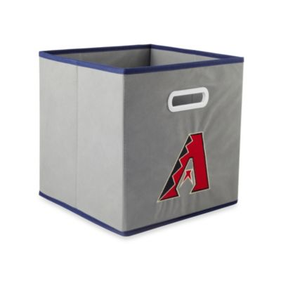 MLB Arizona Diamondbacks Fabric Storage Drawer