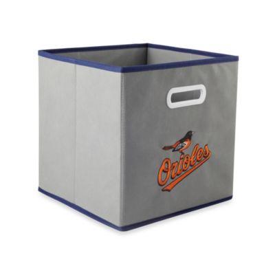 MLB Baltimore Orioles Fabric Storage Drawer