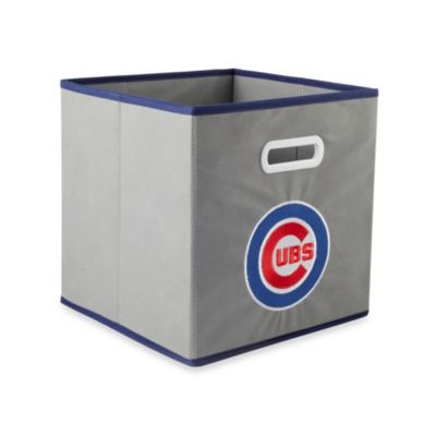 MLB Chicago Cubs Fabric Drawer