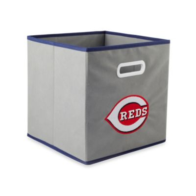 MLB Cincinnati Reds Fabric Storage Drawer