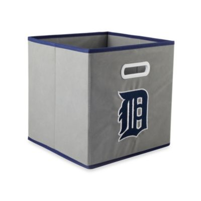 MLB Detroit Tigers Fabric Storage Drawer