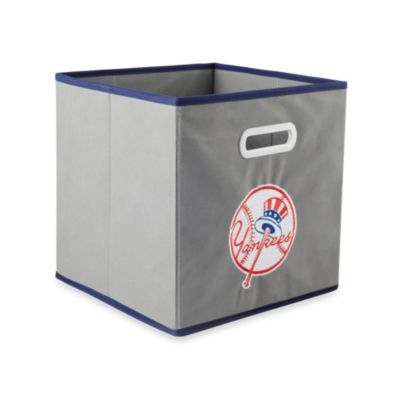 MLB New York Yankees Fabric Storage Drawer