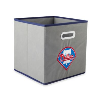 MLB Philadelphia Phillies Fabric Storage Drawer