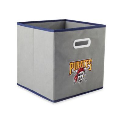 MLB Pittsburgh Pirates Fabric Storage Drawer