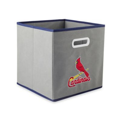 MLB St. Louis Cardinals Fabric Storage Drawer