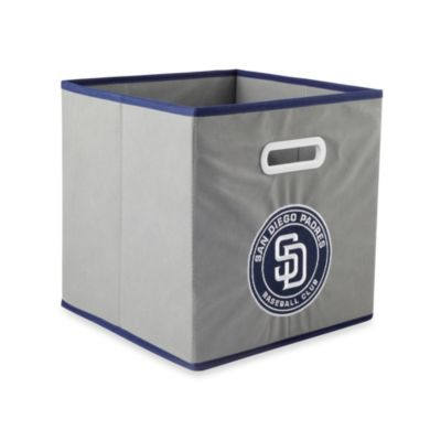 MLB San Diego Padres Fabric Storage Drawer