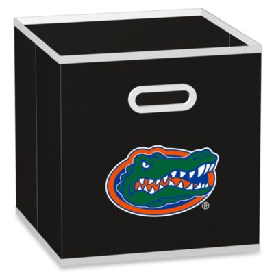 University of Florida Fabric Storage Drawer in Black