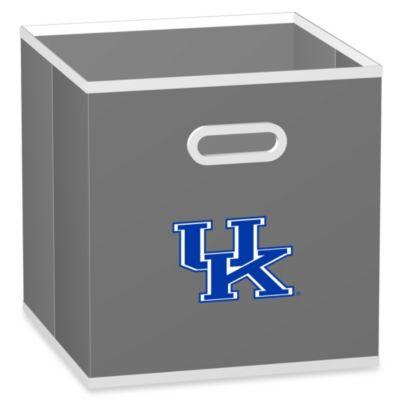 University of Kentucky Fabric Storage Drawer
