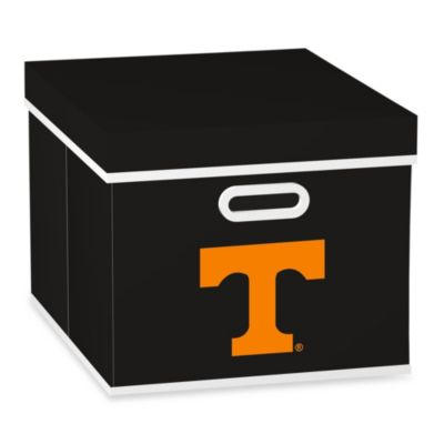 NCAA University of Tennessee Storage Cube with Cover