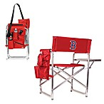 Boston Red Sox Portable Sports Chair in Red
