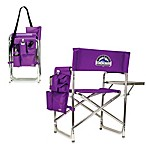 Colorado Rockies Portable Sports Chair in Purple