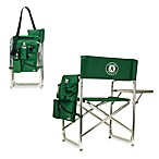 Oakland Athletics Portable Sports Chair