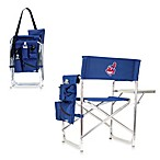 Cleveland Indians Portable Sports Chair