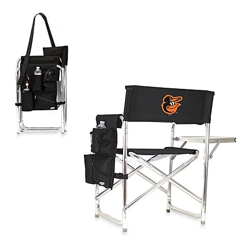 Picnic Time® MLB Baltimore Orioles Portable Sports Chair