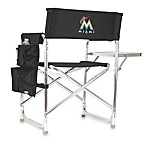 Miami Marlins Portable Sports Chair