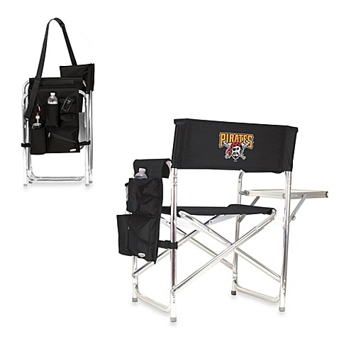 Picnic Time® MLB Pittsburgh Pirates Portable Sports Chair