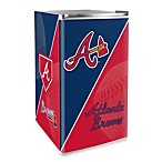 Atlanta Braves Licensed Mini-Fridge