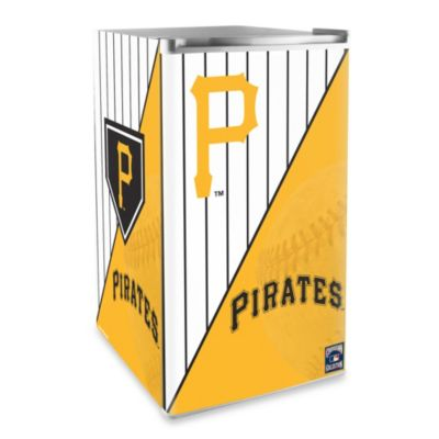 Pittsburgh Pirates Licensed Counter Height Refrigerator