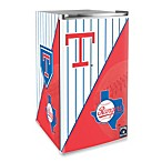 Texas Rangers Licensed Mini-Fridge