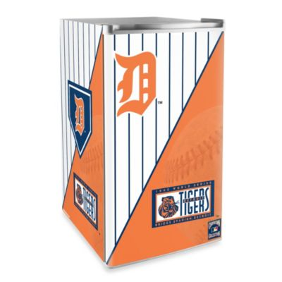 Detroit Tigers Licensed Counter Height Refrigerator