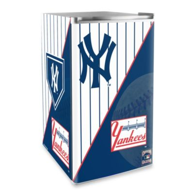 New York Yankees Licensed Mini-Fridge